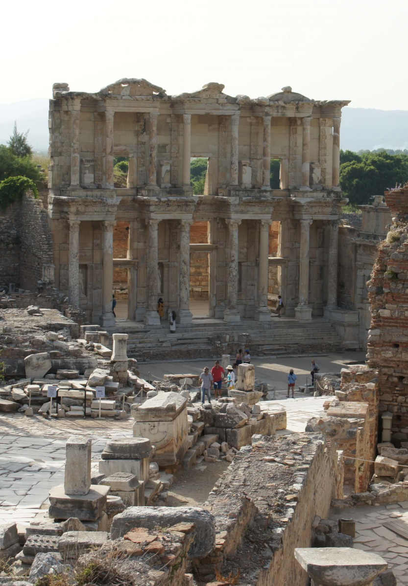 Ephesus Library - Turkey