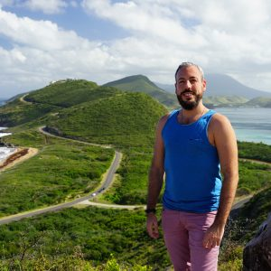 St Kitts and Nevis - Friars Bay