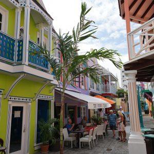 Sint Maarten - Philipsburg