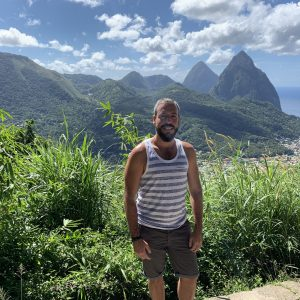 St Lucia - The Pitons